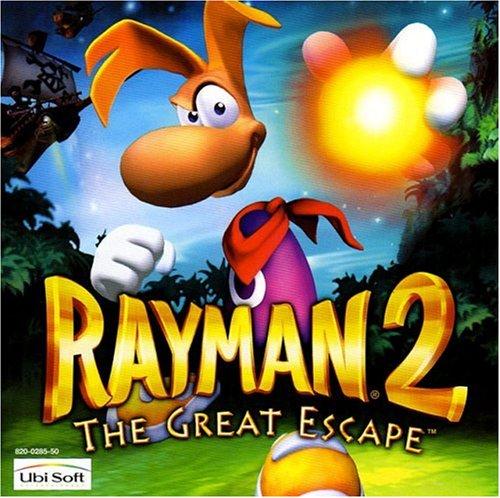 Rayman 2 Dreamcast PAL España