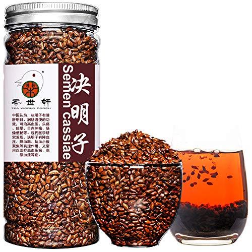 Plant Gift Cassia Angustifolia Tea, Medicina di erbe cinese Tè ai semi di cassia frittura biologica...