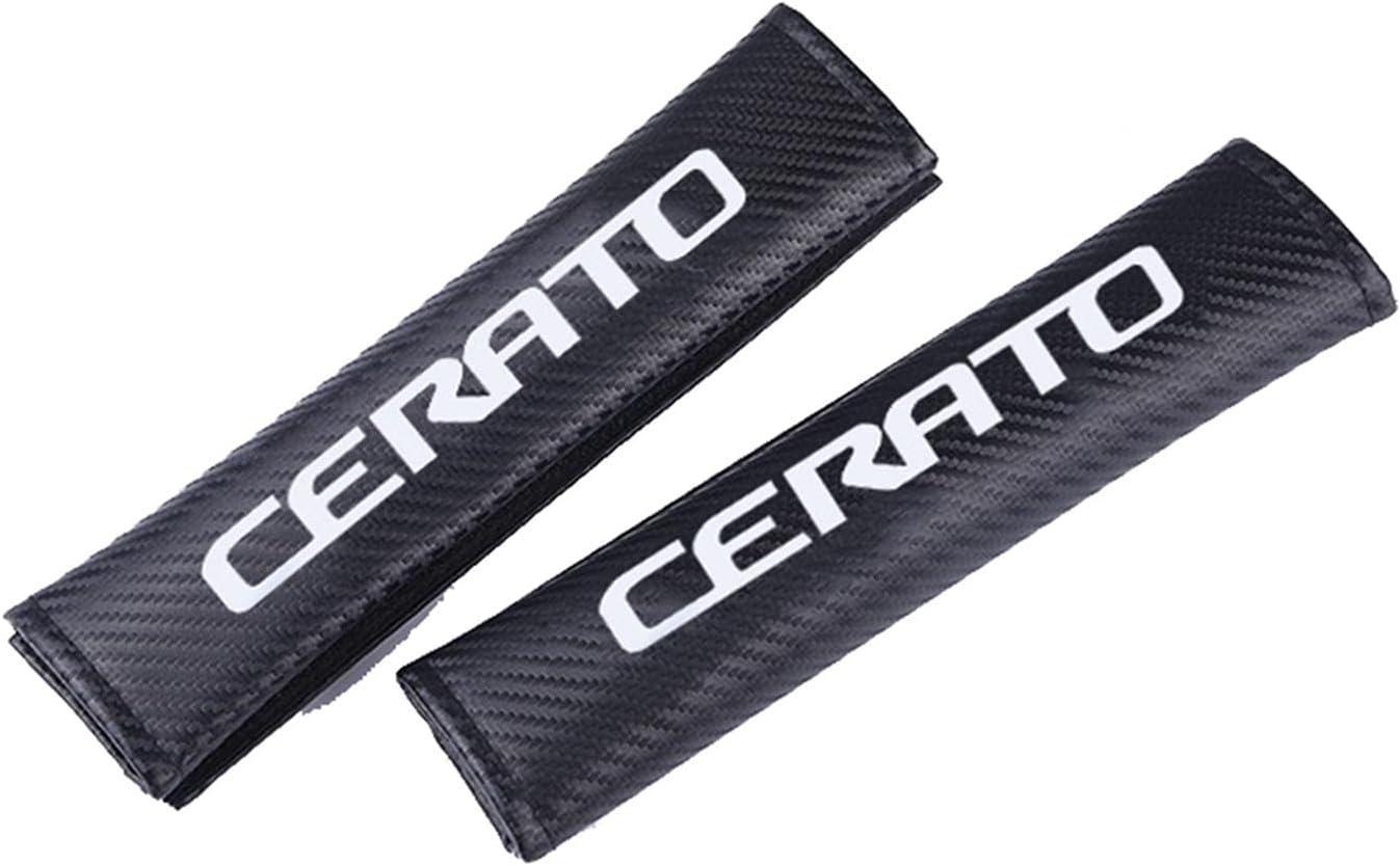 WSZMD Suitable for Kia Bargain sale Cerato Car Memphis Mall Pad Shoulder Seat PU Belt Safe