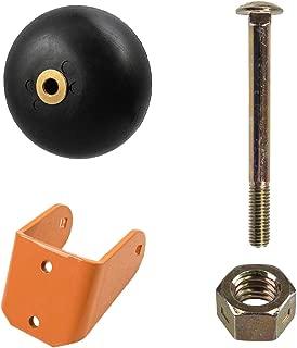 Scag Anti-Scalp Bracket & Roller Kit for Riding Mowers 10225, 422478, 04003-26, 04021-05, SMST, STT52-22KA, SCR48, SVRII