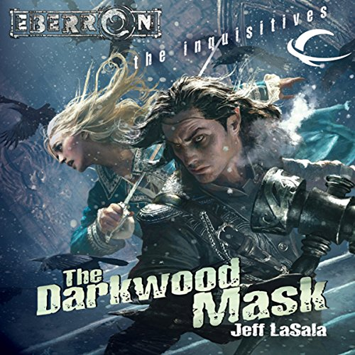 The Darkwood Mask audiobook cover art