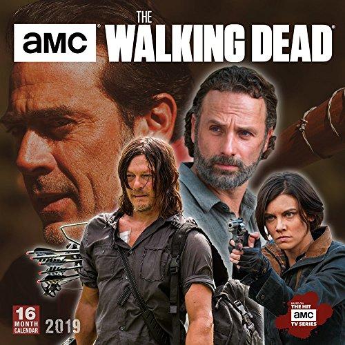 AMC The Walking Dead 2019 Wall Calendar