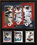 MLB Boston Red Sox Williams-Ortiz-Yastrzemski Legacy Collection Plaque, 12 x 15-Inch