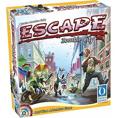 Asmodee Escape: Zombie City