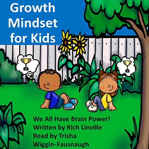 Growth Mindset for Kids cover art