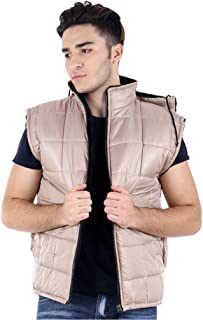 Gadgets Appliances Men's Poly Cotton Jacket - Blue (Bomber_Jacket_Regular_A4)