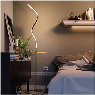 ZGP-LED Lampes de Sol LED Lampadaire, Nordic Minimaliste Foot Switch Creative Salon Chambre Lampadaire Lampadaire Lampadai...