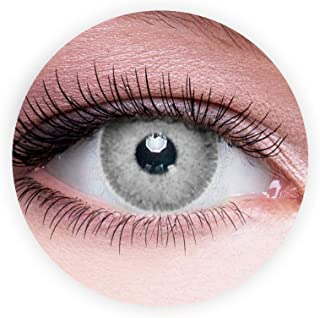 Dahab Hind Contact Lenses, Unisex Dahab Cosmetic Contact Lenses, 9 Months Disposable- Natural and Beauty Collection, Hind ...