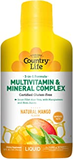 Country Life Liquid Multi, 32-Liquid