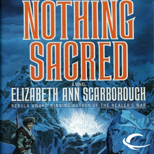 Nothing Sacred audiobook cover art