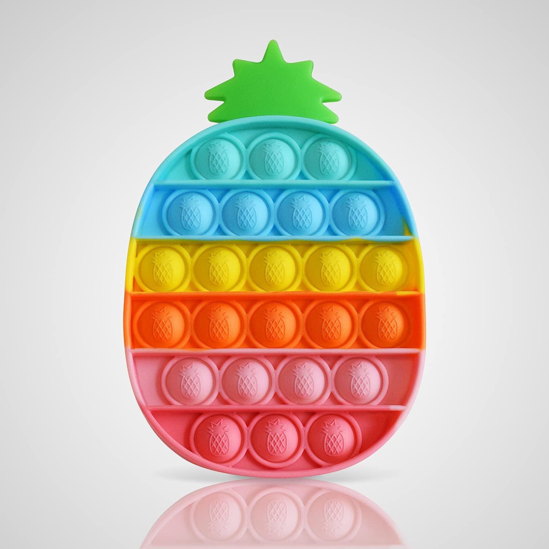 Pop Fidget Toy Push Bubble Dedication Sensory Popular product It Stress