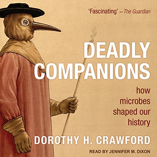 Deadly Companions audiobook cover art