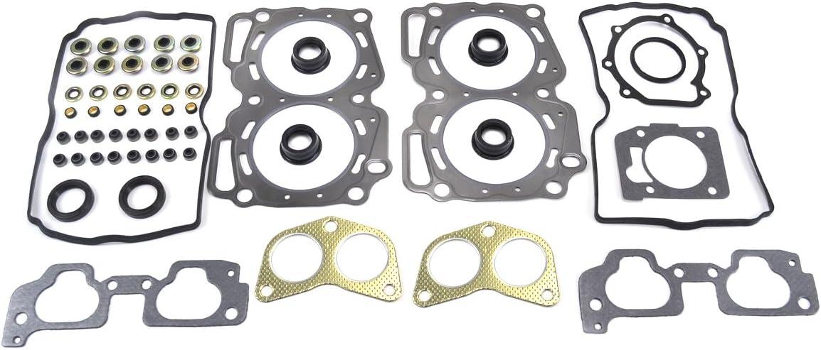ITM Engine Components 100-00800 Head Bolts Set Motors Automotive ...