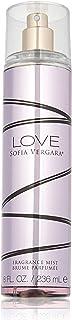 SOFIA VERGARA Love Fragrance Mist, 8 Fluid Ounce