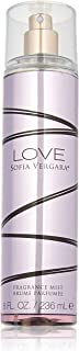 SOFIA VERGARA Love Fragrance Mist, 8 Fluid Ounce