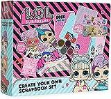 LOL Surprise - Kit de Scrapbook en Paillettes (NI 42-009-19), Couleur/modèle Assorti