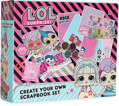 LOL Surprise Set Scrapbook purpurina (NI 42-009-19) , color/modelo surtido