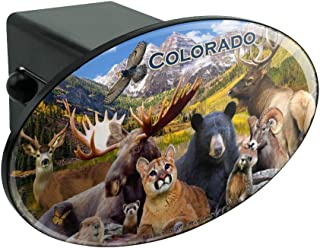 1.25 Graphics and More Moose in The River Forest Woods Wilderness Tow Trailer Hitch Cover Plug Insert 1 1//4 inch