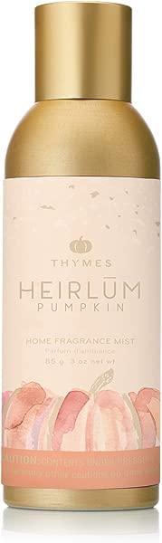Thymes Heirl M Pumpkin Home Fragrance Mist 3 Oz Bottle