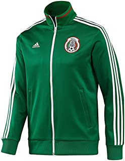 Mexico National Team Men's Track Jacket (Green)