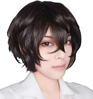 TOKYO-T Bungo Stray Dogs Osamu Dazai Womens Costume Cosplay (Wig or Outfit)