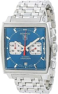 Monaco Automatic-self-Wind Male Watch CW2113-0 (Certified Pre-Owned)