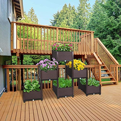 Vegetables Plant Raised Bed Kits