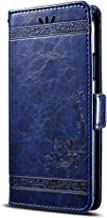 Phone Case for ASUS Zenfone 4 Selfie ZB553KL,Premium Leather Flip Wallet Case with Card Slot,Stand Holder and Magnetic Closure,ASUS Zenfone 4 Selfie ZB553KL Leather Case Cover