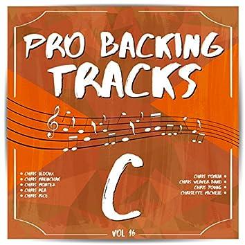 Pro Backing Tracks C, Vol. 16