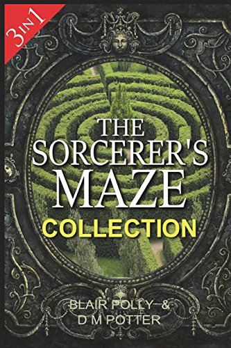 The Sorcerer's Maze Collection: Three Books in One (You Say Which Way Adventure Quiz)