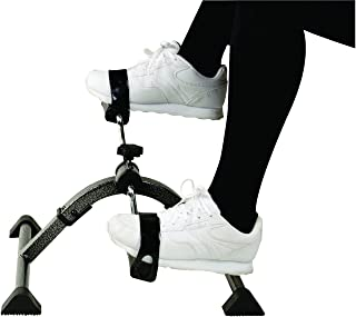 BodyHealt Pedal Exerciser - Portable Legs & Arms Workout Pedal Exerciser - Provides Superior Physical Workout with Tension Adjustment, Durable Construction with Non-Slip Base
