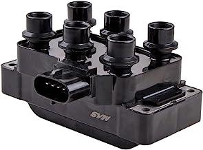 MAS Ignition Coil Pack For Ford Aerostar Explorer Sport Trac Mustang Mystique Ranger Mazda B3000 B4000 Mercury V6 4.0L 4.2L C925 DGE446 FD480T