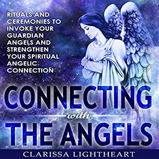 Connecting with the Angels cover art