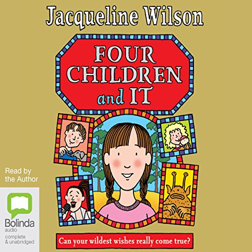 Four Children and It Titelbild