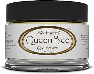 Queen Bee Organic Under Eye Cream, 1 Ounce by Big Health, LLC
