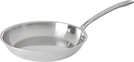 Viking 3-Ply Stainless Steel Fry Pan, 10 Inch