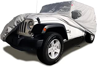 Best 2014 jeep wrangler unlimited tire cover Reviews