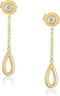 Best vintage gold drop earrings Reviews