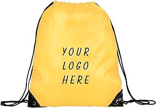 Firefighter Red Line American Flag Drawstring Bag Multifunctional String Backpack Custom Cinch Backpack Rucksack Gym Bag