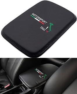 937 Copertura In Acciaio per Alfa/_Romeo 147 /& GT 2 Pezzi Regolazione dei sedili anteriori Targa Inox Metallo Spazzolato Interni Fatto Su Misura Decorazioni Tuning Accessori
