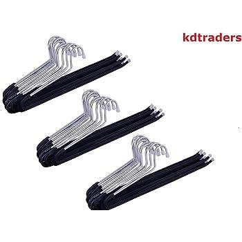 kdtraders Saree Hangers | Hangers for Ladies Saree | Saree Hangers set of 12 pcs.