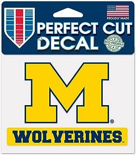 university of michigan decals
