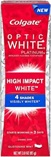 Colgate コルゲート High Impact White ハイインパクト ホワイト 85g OPTIC WHITE 2 パック vc*f