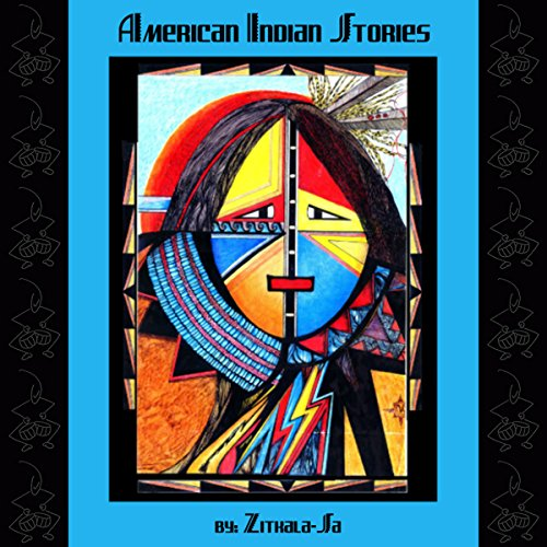 American Indian Stories audiobook cover art