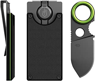 Gerber GDC Money Clip w/ Built-in Fixed Blade Knife [31-002521]