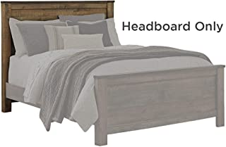 Ashley Furniture Signature Design - Trinell Queen Panel Headboard - Component Piece - Brown