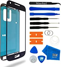 MMOBIEL Front Glass Replacement Compatible with Samsung Galaxy S4 Mini (Black) Display Touchscreen incl Tool Kit