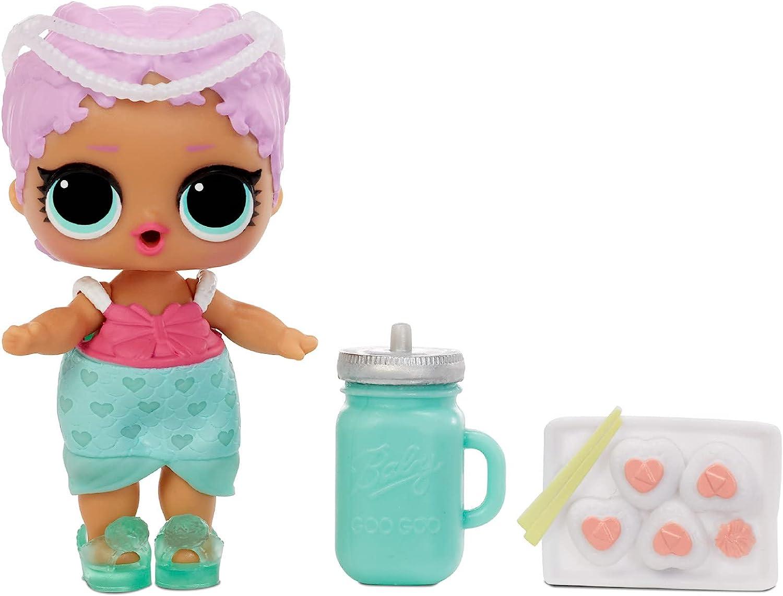 LOL Surprise Color Change Dolls with 7 Surprises Including Outfit Multicolor
