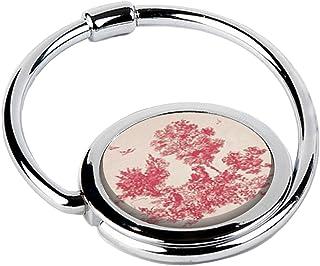 Papillon + Fleur + Sapin de Noël 3 Pièces Dsaren Porte Sac a Main pour Table Accroche-Sacs Pliables Purse Hook Handbag Holder