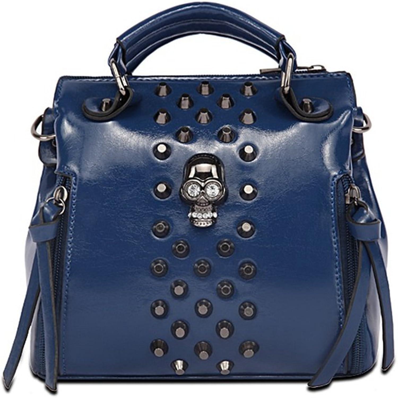 Itemship New Arrival Fashion Punk Style Multifunctional Mini Shoulders Bag Woman Handbag.